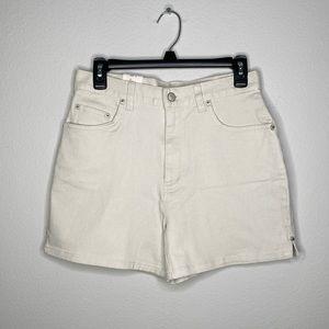 NWT Bill Blass Vintage High-Waisted Shorts Size 8